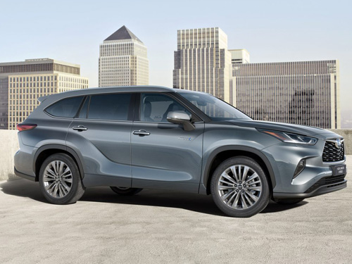 Toyota-Highlander-nieuws